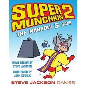Super Munchkin 2 - The Narrow S Cape