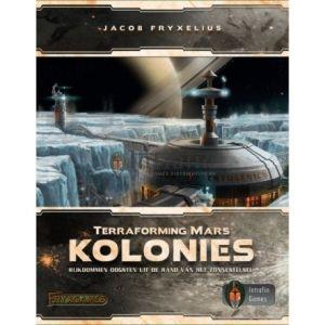 Terraforming Mars Kolonies (Nederlandstalig)