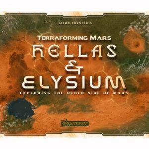 Terraforming Mars: Hellas & Elysium (Nederlandstalig)