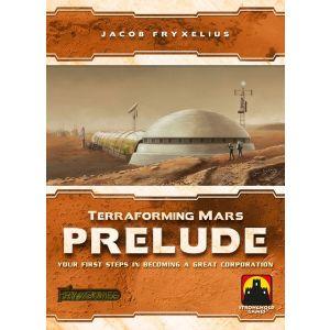 Terraforming Mars: Prelude (Engelstalig)