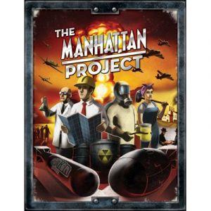 The Manhattan Project Board Game