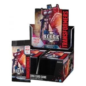 Transformers TCG - War for Cybertron Siege I - Booster Box