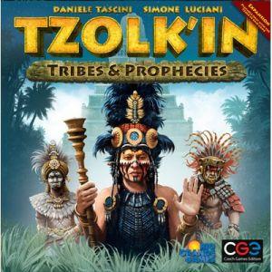 Tzolk'in - Tribes & Prophecies