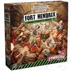 Zombicide (2nd Edition): Fort Hendrix