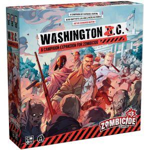 Zombicide (2nd Edition): Washington Z.C.