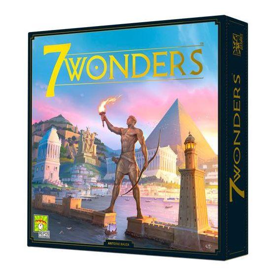 7 Wonders (Second Edition) EN