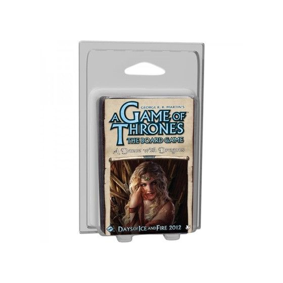 A Game of Thrones - A Dance With Dragons Expansion