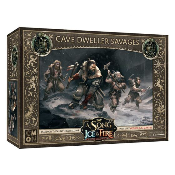 A Song of Ice & Fire: Cave Dweller Savages