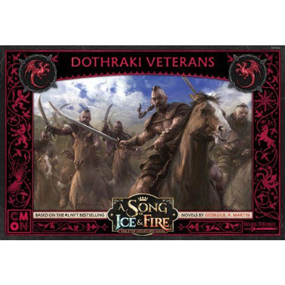 A Song of Ice & Fire: Dothraki Veterans