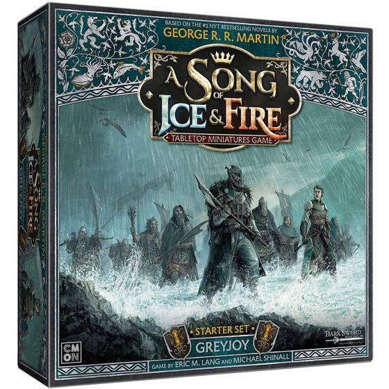 A Song of Ice & Fire: Greyjoy Starter Set