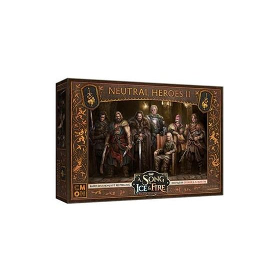 A Song of Ice & Fire: Neutral Heroes Box 2