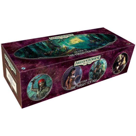 Arkham Horror: The Card Game – Return to the Forgotten Age