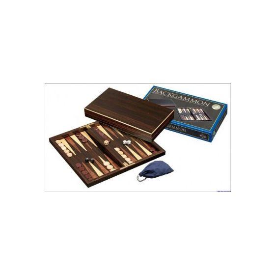 Backgammon kassette Thira
