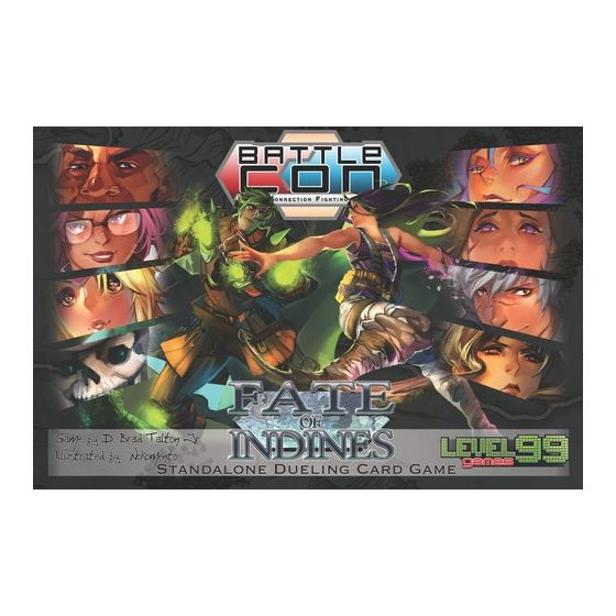BattleCON Fate of Indines