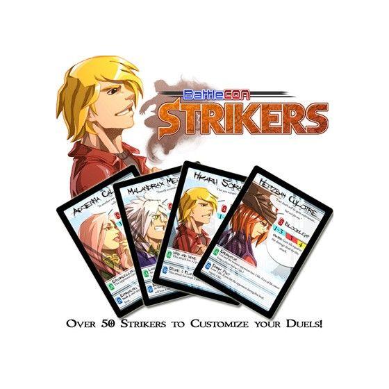BattleCON Strikers