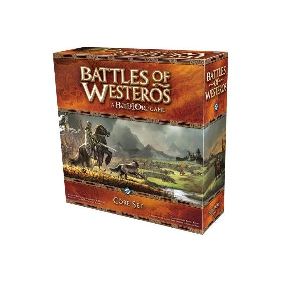 Battles of Westeros (BattleLore Game)