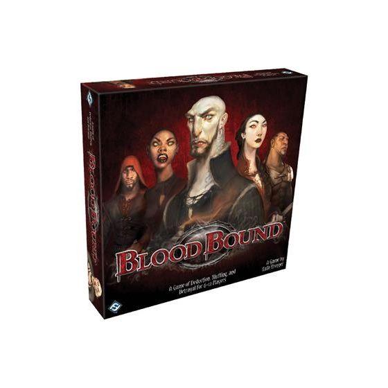 Blood Bound Second Edition