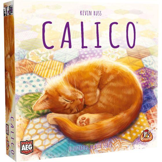 Calico (Nederlandstalig)