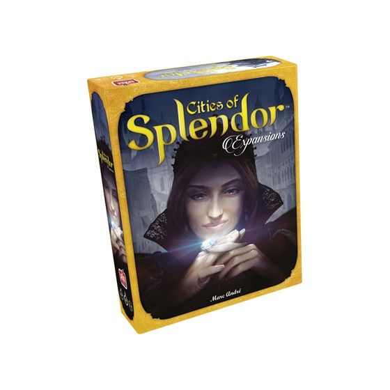 Cities of Splendor (NL / ENG)