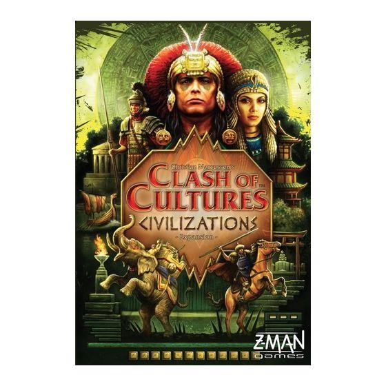 Clash of Cultures Civilizations