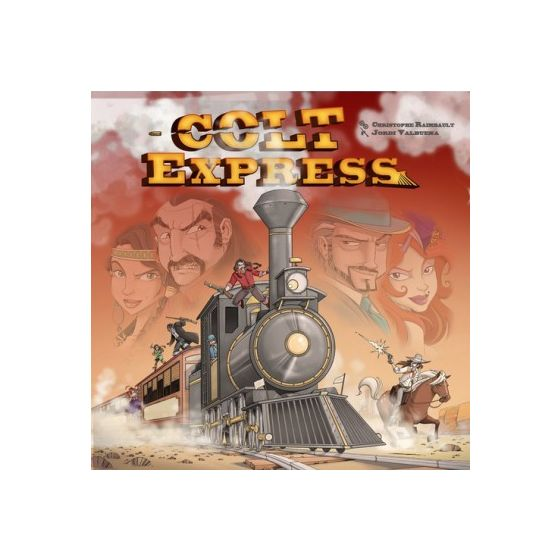Colt Express (Engelstalig)