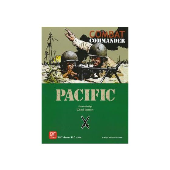 Combat Commander: Pacific ‐ First edition, second printing