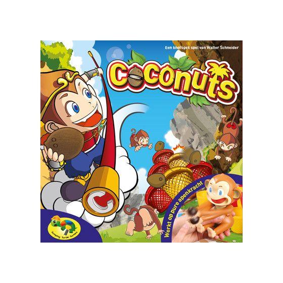 Crazy Coconuts (Nederlandstalig)