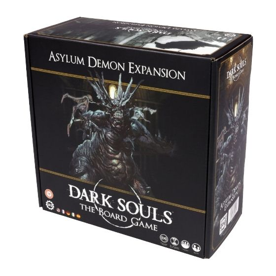 Dark Souls: The Board Game – Asylum Demon Boss Expansion