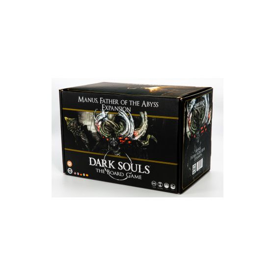 Dark Souls: The Board Game – Manus, Father of the Abyss Boss