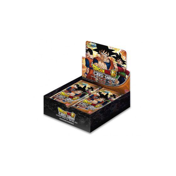 DragonBall Super Card Game - Unison Warrior Series Set 4 Supreme Rivalry B13 Booster Box