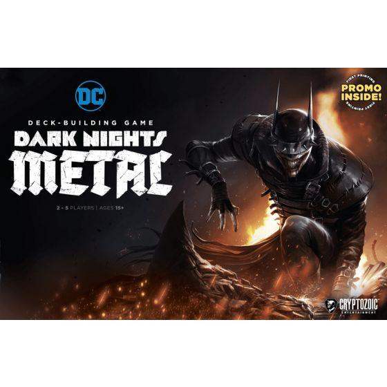 DC Deck-Building Game: Dark Nights – Metal