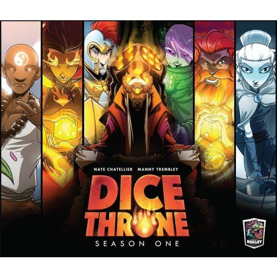 Dice Throne: Season One - Second Print