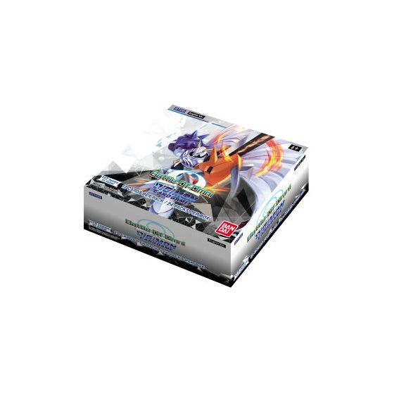 Digimon Card Game - Battle Of Omni Booster Display BT05