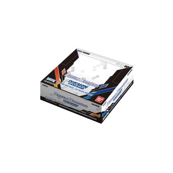 Digimon Card Game - Double Diamond Booster Box BT06