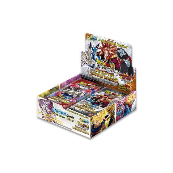 Dragon Ball SCG Unison Warrior Series - Rise of the Unison Warrior - Booster box