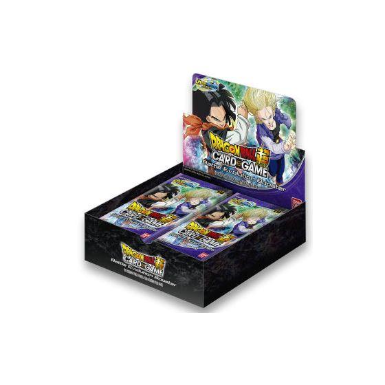 Dragon Ball Super Card Game Battle Evolution Booster Box