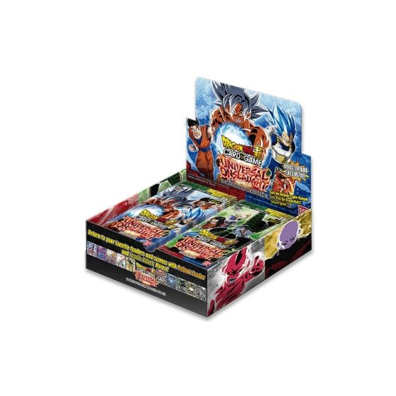 Dragon Ball Super Card Game Series 9 Universal Onslaught - Booster box