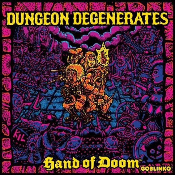 Dungeon Degenerates: Hand of Doom