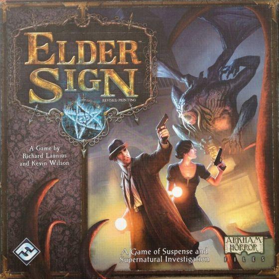 Elder Sign ‐ Revised Printing