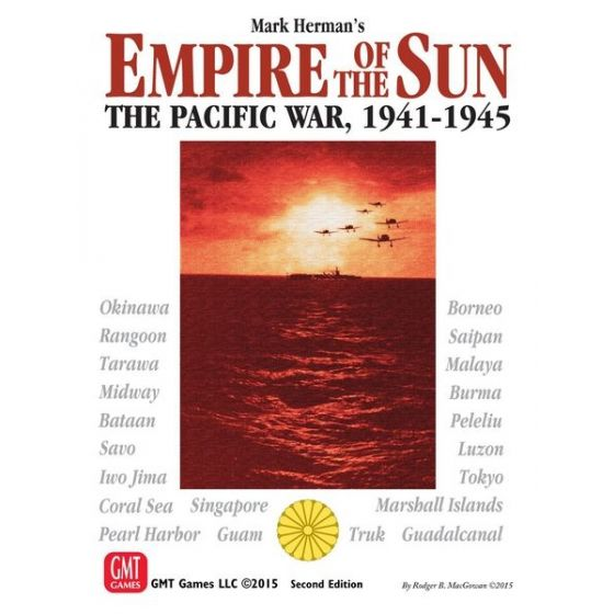 Empire of the Sun ‐ Second edition, second printing
