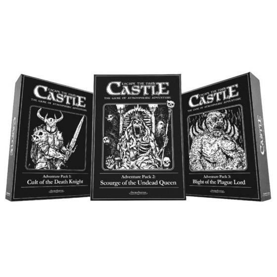 Escape the Dark Castle: Adventure Pack bundel