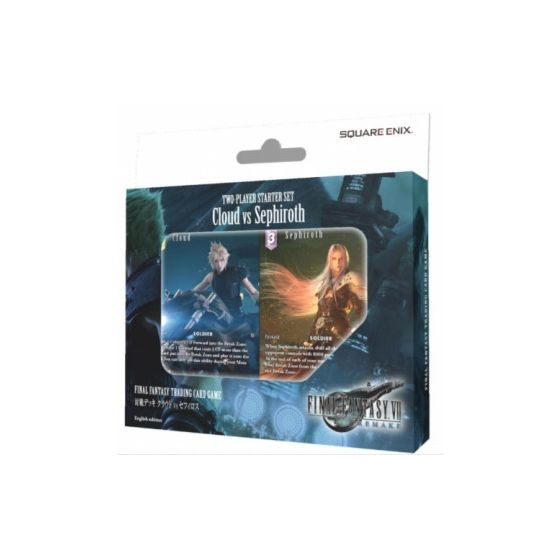 Final Fantasy TCG - Cloud VS Sephiroth 2-Player Starter Set