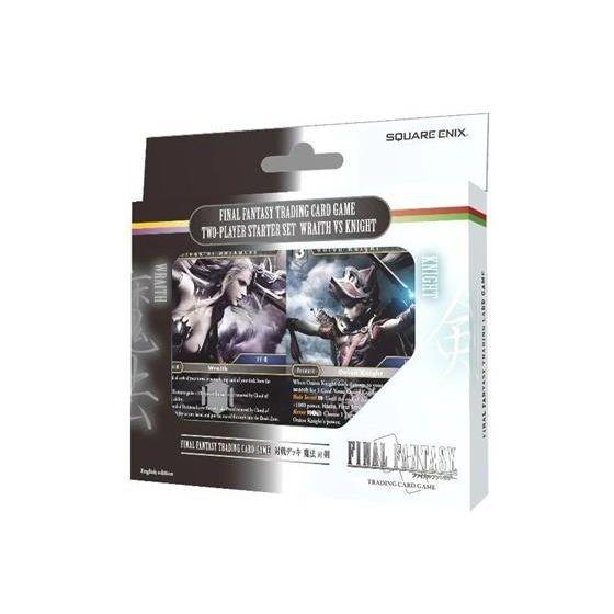 Final Fantasy TCG - Wraith VS Knight 2 Player Starter Set
