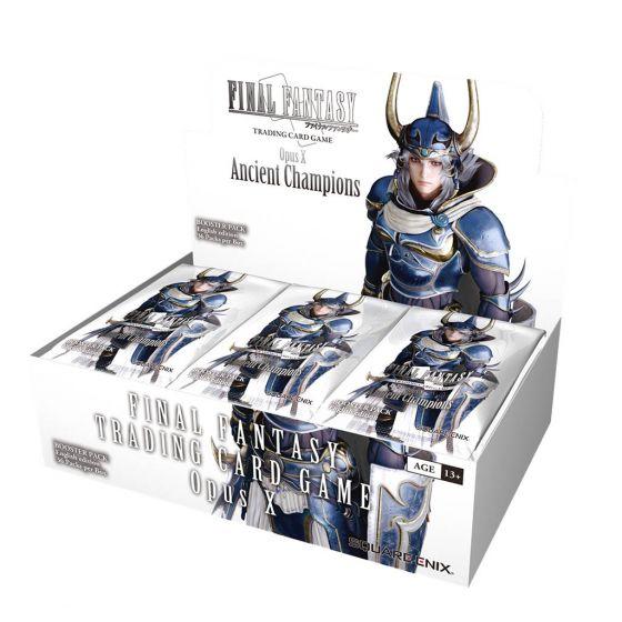 Final Fantasy TCG Opus 10 - Booster Box