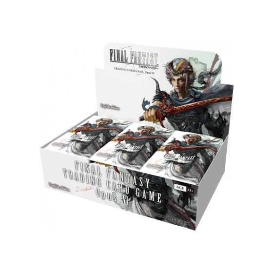 Final Fantasy TCG Opus 6 - Booster Box
