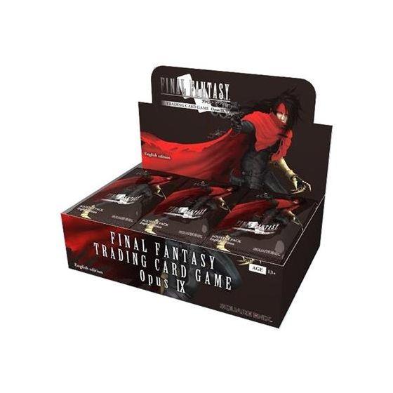 Final Fantasy TCG Opus 9 - Booster Box