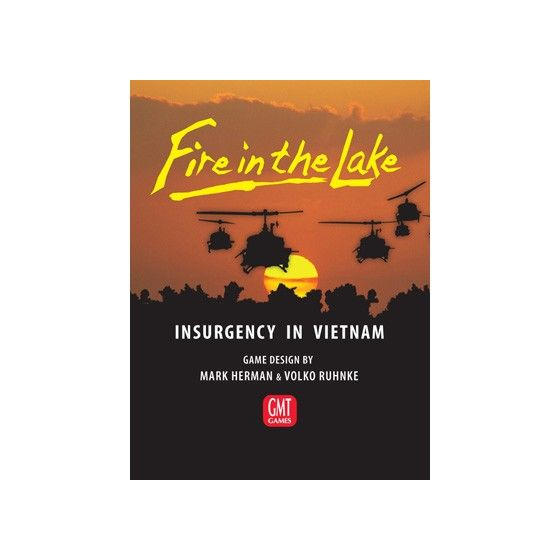 Fire in the Lake Second Printing