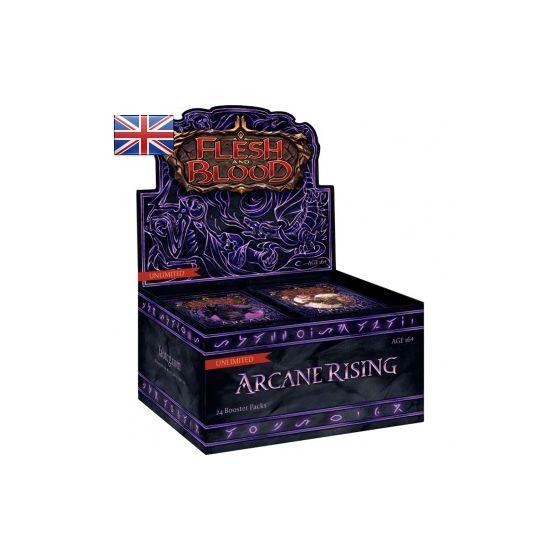Flesh & Blood TCG - Arcane Rising Unlimited Booster Box