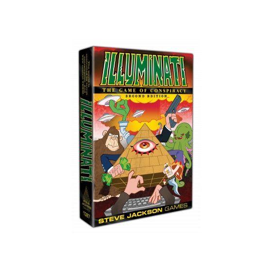 Illuminati Deluxe 2nd edition