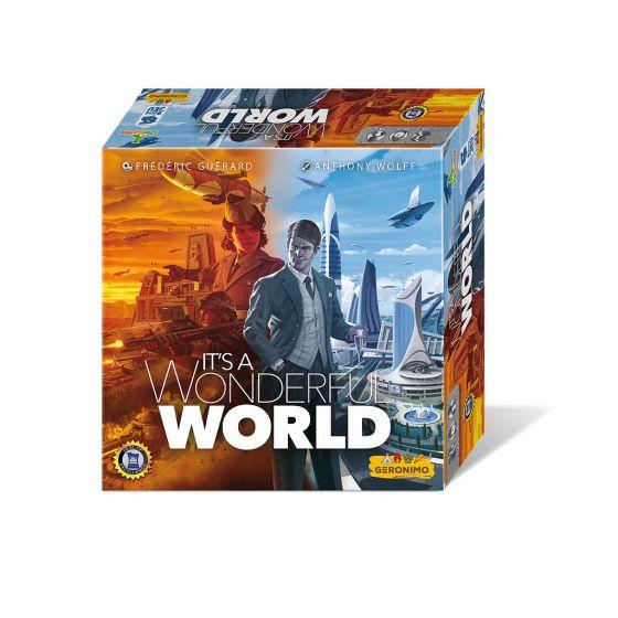 It's a Wonderful World (NL)
